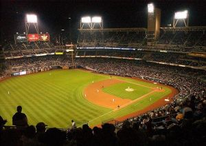 baseball fields and hearing loss
