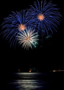 fireworks and hearing loss