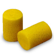 foam ear plugs hearing protection