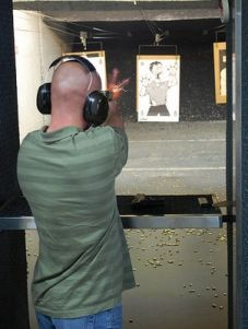 noise-induced hearing loss, causes of hearing loss, gunfire sound