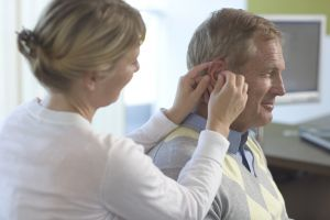 hearing aid fitting