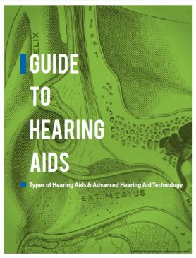 Free guide provides tips to buying hearing aids, types of hearing aids