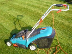 noise and lawn mowing
