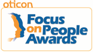 Oticon Focus on People Awards
