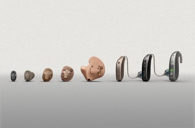 Images for Oticon hearing aid styles