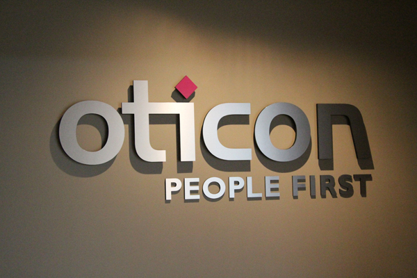 Oticon USA manufactures hearing aids