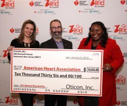 hearing loss, heart health, oticon, american heart association