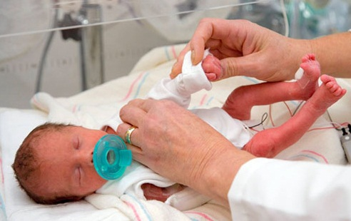 premature babies hearing loss