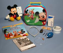 Disney and Siemens Hearing Aids