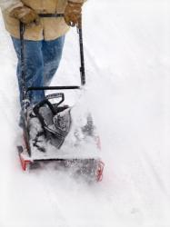 noise induced hearing loss snow blower