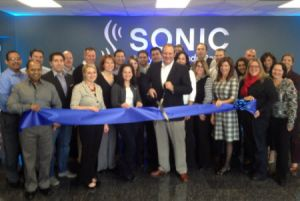 Sonic Innovations produces hearing aids.