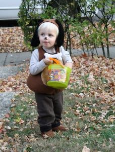 trick or treating with hearing loss