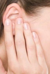 Tinnitis vertigo facial swelling