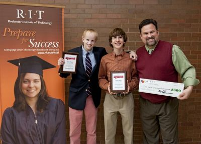 RIT announces 2012 National Science Fair for Deaf winners